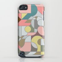 iPod Touch Cases featuring Katzenjammer by David Matthew Parker