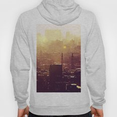Sunset Over Cairo Hoody