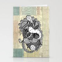 Kiss untimely Stationery Cards