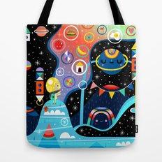 Dreamer's Peak Tote Bag