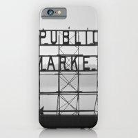 iPhone & iPod Case featuring City Fish Market by lokiandmephotography