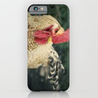 iPhone & iPod Case featuring gallo by guxuri