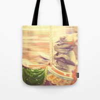 Merry-go-round from our youth Tote Bag