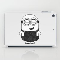MINION (B&W) iPad Case