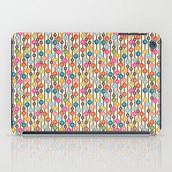 mocha chocca candy bubbles iPad Case
