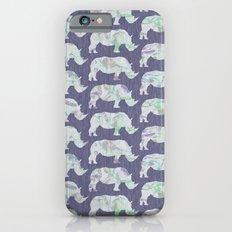 speckled rhinos Slim Case iPhone 6s