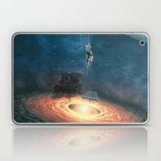 My dream house is in another galaxy Laptop & iPad Skin