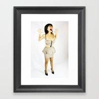 Nikita 2 Framed Art Print
