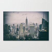 Empire State NYC Canvas Print