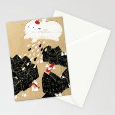 Rain of Terror Stationery Cards