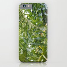 Tropical Greens iPhone 6 Slim Case