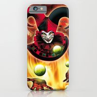 iPhone & iPod Case featuring Poster Cirkus by Rilke Guillén