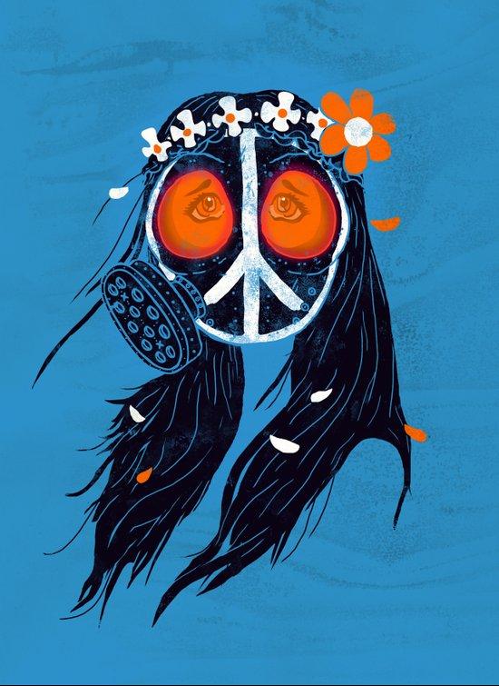 War and Peace 2012 Art Print