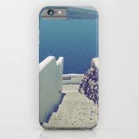 Santorini Stairs III iPhone 6 Slim Case