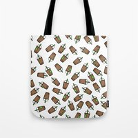Bev Fresh Pattern Tote Bag