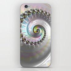 Unique Fractal - Meta iPhone & iPod Skin