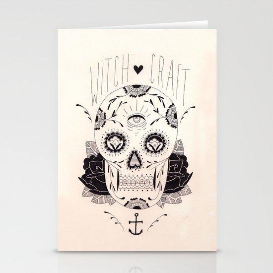 Dia de los muertos Stationery Card