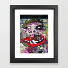 Leonard Framed Art Print