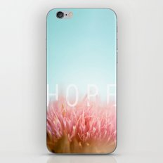 Hope iPhone & iPod Skin