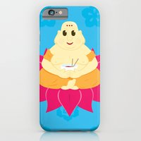 iPhone & iPod Case featuring Gluttony by Siro Honório