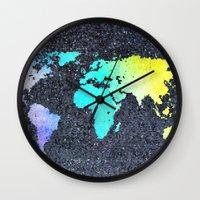 The World Belongs to you Wall Clock