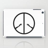 Peace struggle iPad Case