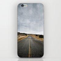 Hit The Road iPhone & iPod Skin