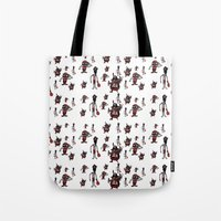 Pirates Tote Bag