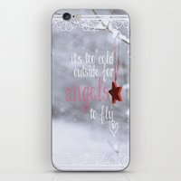 Angels iPhone & iPod Skin