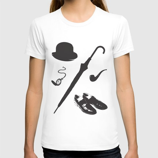 Gentleman's Accoutrements T-shirt
