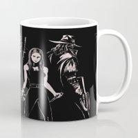 The Baddest Slayer Alive Mug