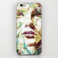 Mirada Persa iPhone & iPod Skin