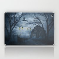 Two Lone Wolves Laptop & iPad Skin