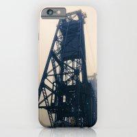 Steel Bridge, Portland, … iPhone 6 Slim Case