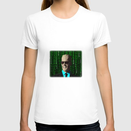 max meets matrix T-shirt