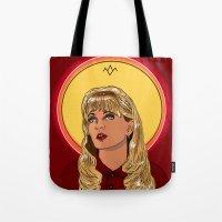 St. Laura Tote Bag