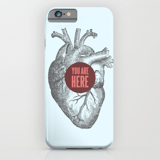 In My Heart iPhone & iPod Case