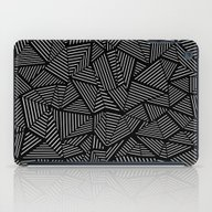 Abstraction Linear iPad Case