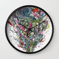 Grigri Wall Clock