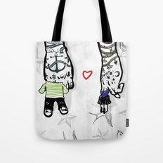 Inkling of Love  Tote Bag