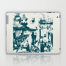 Other side of the glass. Laptop & iPad Skin