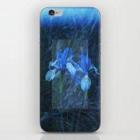 Iris on Film iPhone & iPod Skin