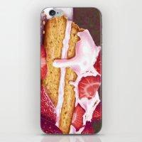 Piece Of Cake iPhone & iPod Skin