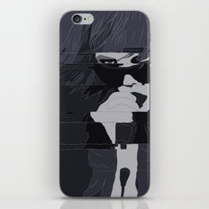 Alice Glass / Crystal Castles iPhone & iPod Skin