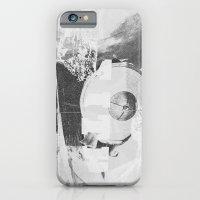 When B, grey iPhone 6 Slim Case