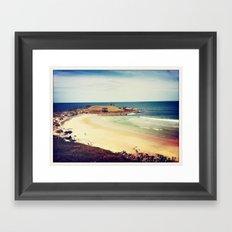 Angourie Framed Art Print