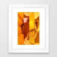 crash_ 21 Framed Art Print
