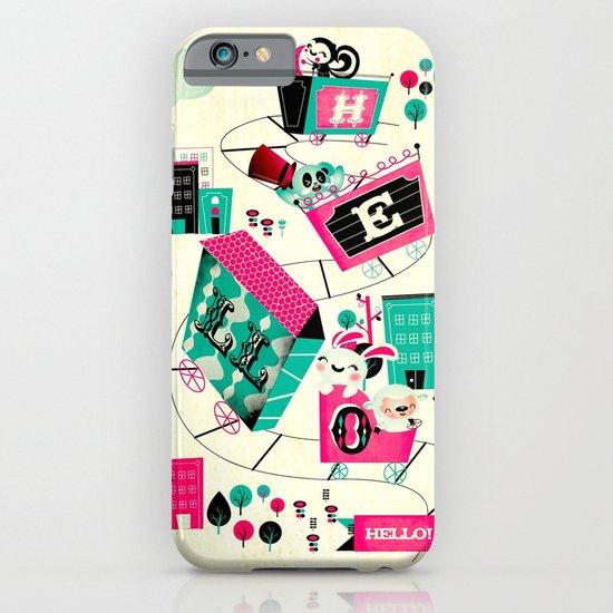 Hello! iPhone & iPod Case