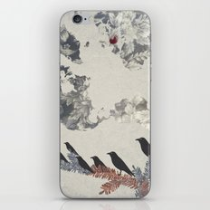The Carrion Crow 2 iPhone & iPod Skin