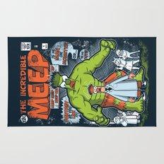 Incredible Meep Rug